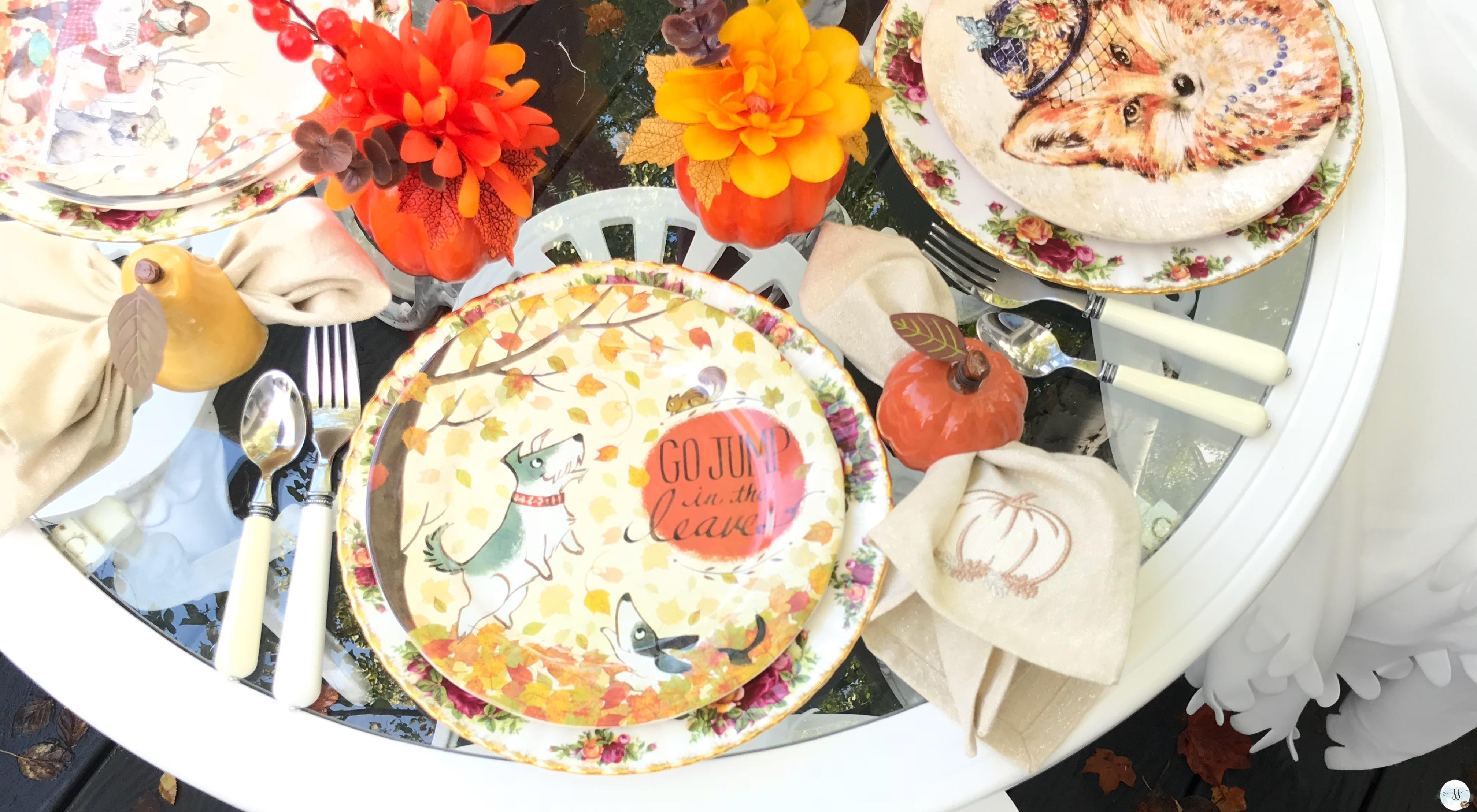 fall decor, fall tablescapes, thanksgiving, fall decorating ideas