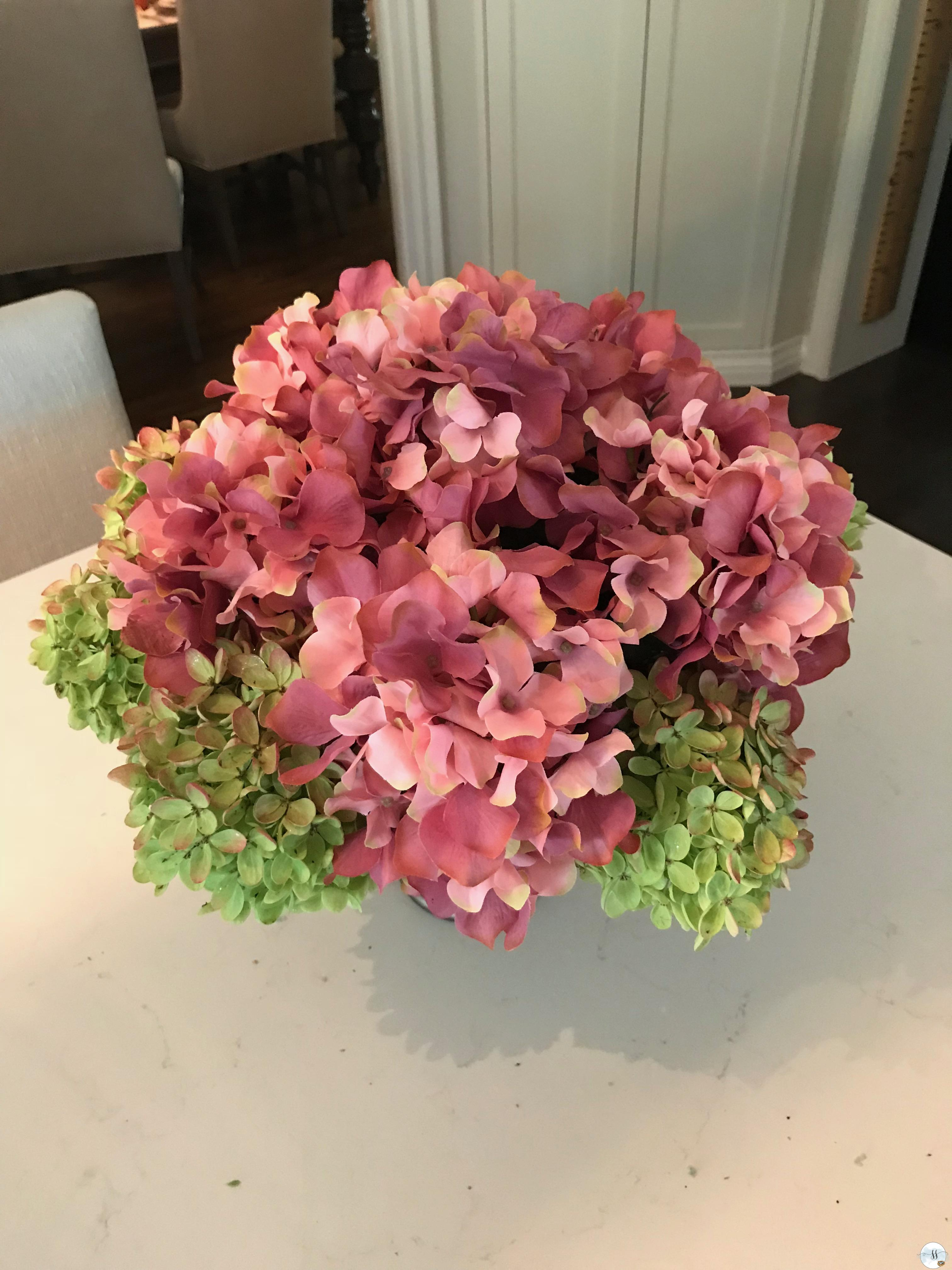 fall DIY florals. better homes and garden. tablescapes