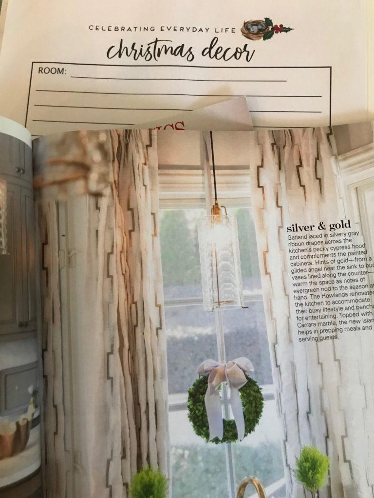 Christmas organization -Christmas printables - Christmas binder - christmas decor