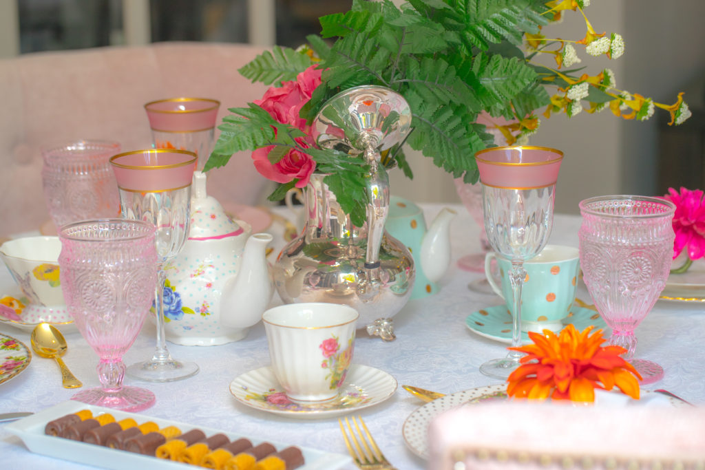 Mix and match your china